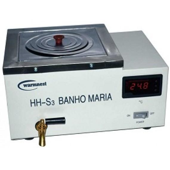 BANHO MARIA - 1 BOCA DIGITAL - WARMS 1