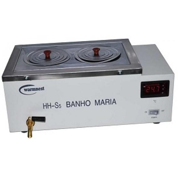 BANHO MARIA - 2 BOCAS DIGITAL - WARMS 2